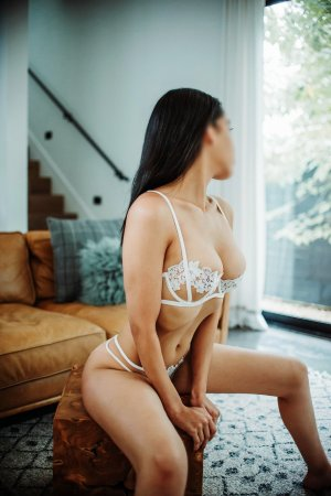 Elinore call girls in Jenks and tantra massage