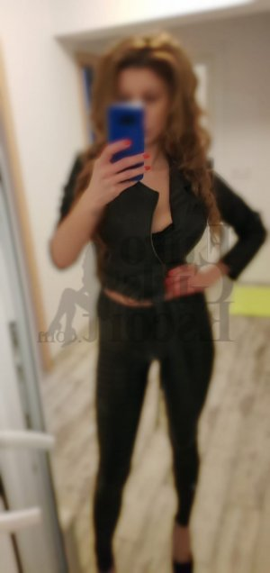 Ann-charlotte happy ending massage in Jenks & call girl